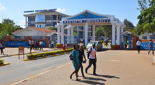 List of Courses Offered by Kenyatta University (KU)