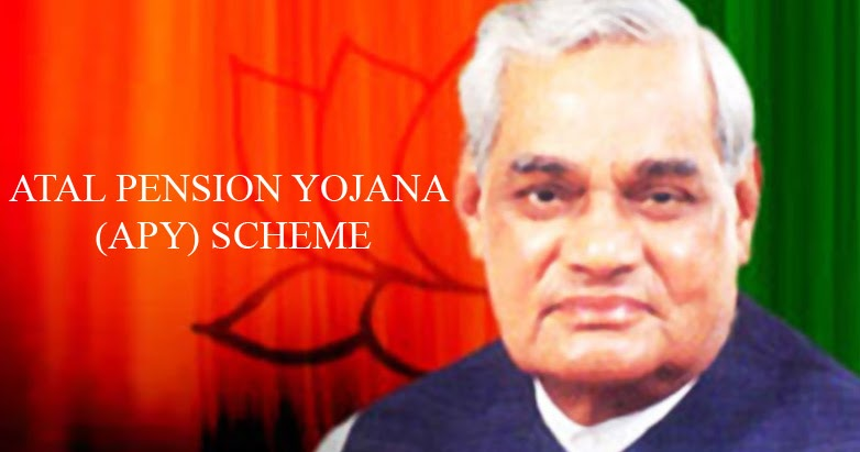 Atal Pension Yojana (APY) 2017 Online Application Download PDF