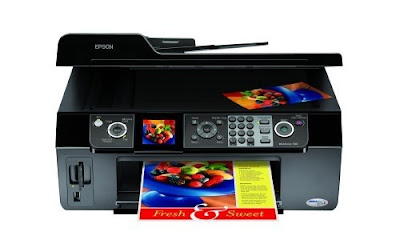 Epson WorkForce 500 Driver Download