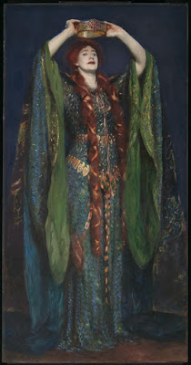 Ellen Terry as Lady Macbeth - John Singer Sargent