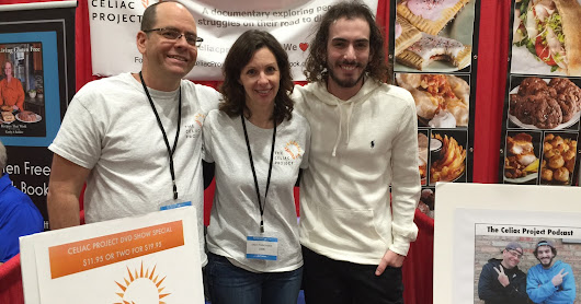 Free-From Options at the Gluten Free & Allergy Friendly Expo