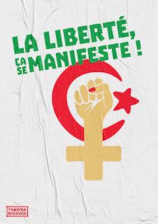 Féminisme en Algérie