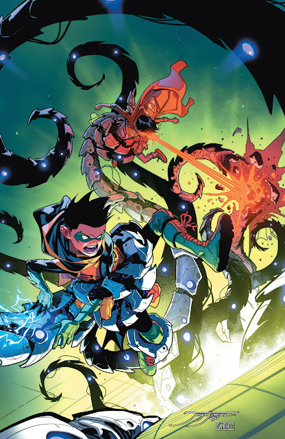 super sons dc comics jorge jimenez