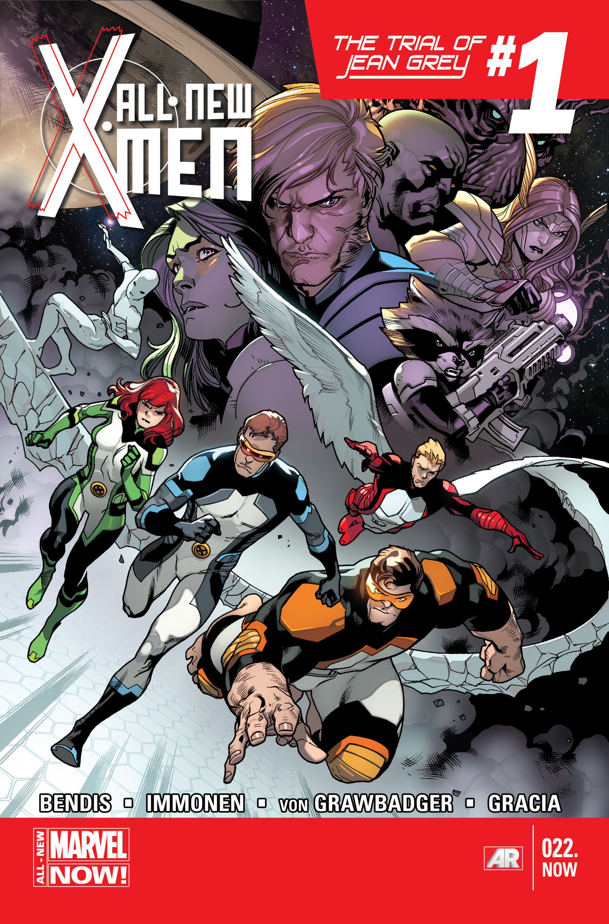 Read online All-New X-Men (2013) comic -  Issue #22 - 1