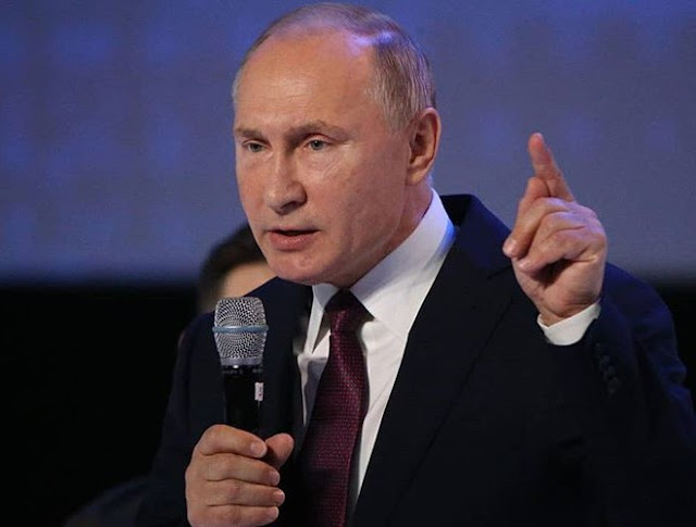 Putin Declares War on Rap Music