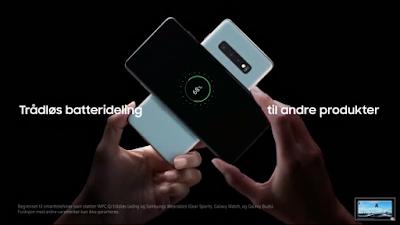 """بالفيديو: ظهور هاتف Galaxy S10 في إعلان تلفزي """"عن طريق الخطأ""""!"""