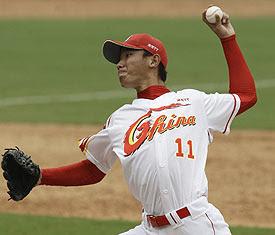 jugador zurdo beisbol