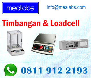 Timbangan dan Loadcell Industri Mealabs Indonesia