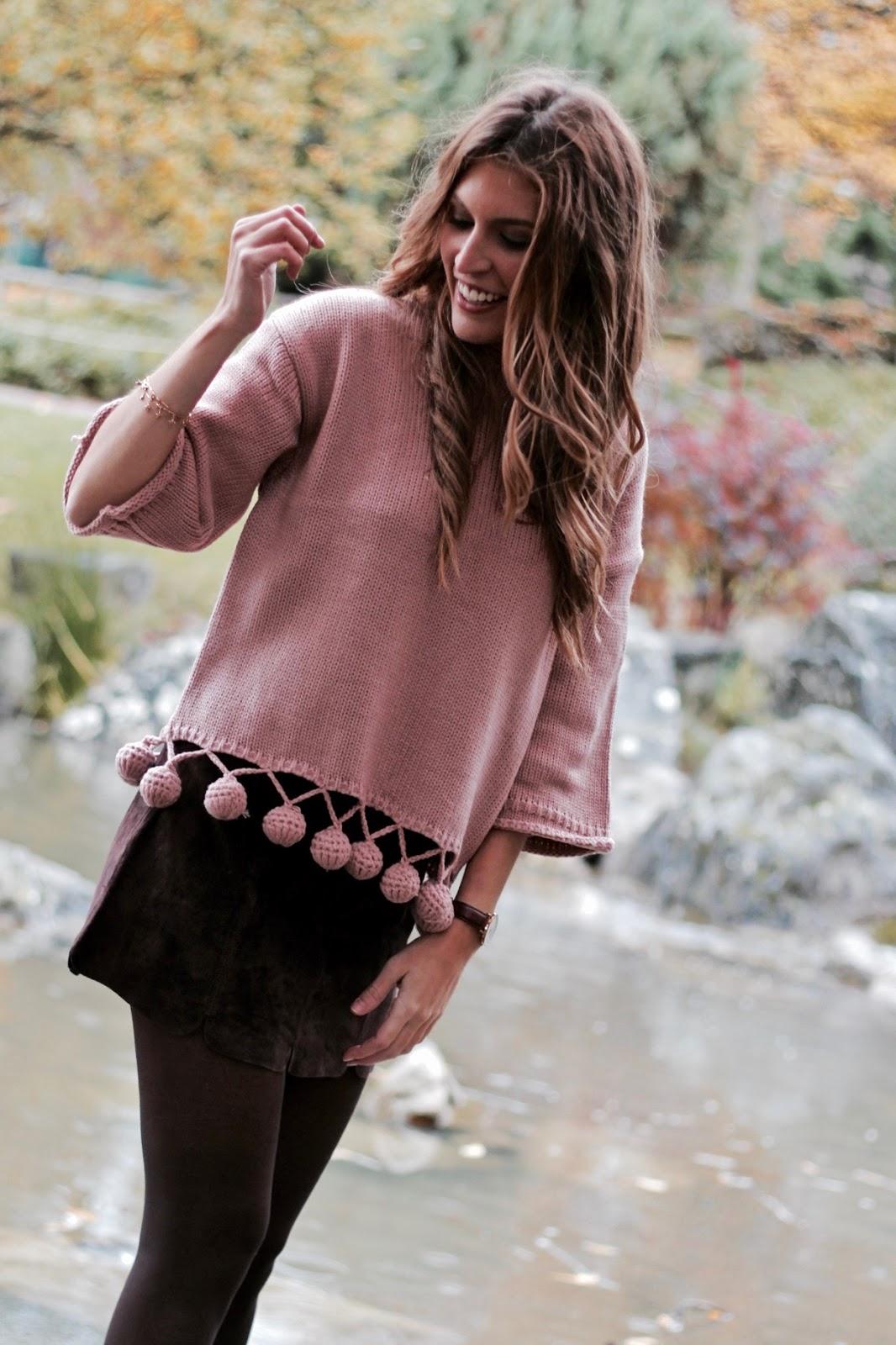 jersey con pompones