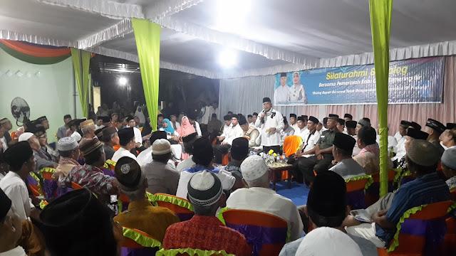 """Kades SP Padang """"Tantang"""" OPD Sukseskan Pembangunan Dari Dasa"""