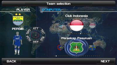 Tampilan Game Winning Eleven 2012 Update Transfer 2017