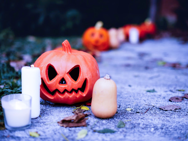 How We Will Be Spending Halloween