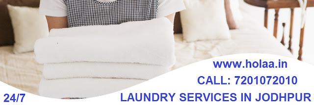 Laundry Services in Jodhpur