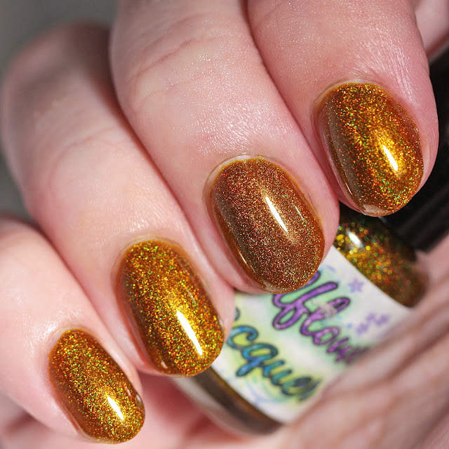 Wildflower Lacquer Sleigh Bells