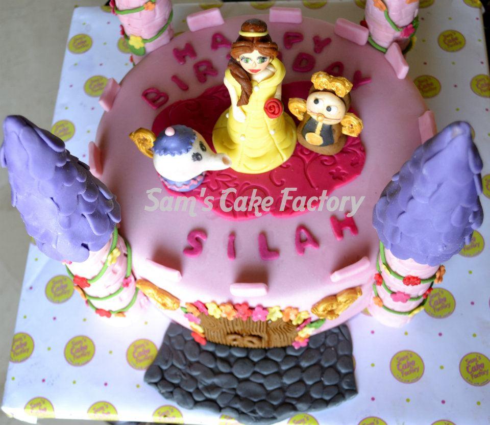 Sam S Cake Factory 2012