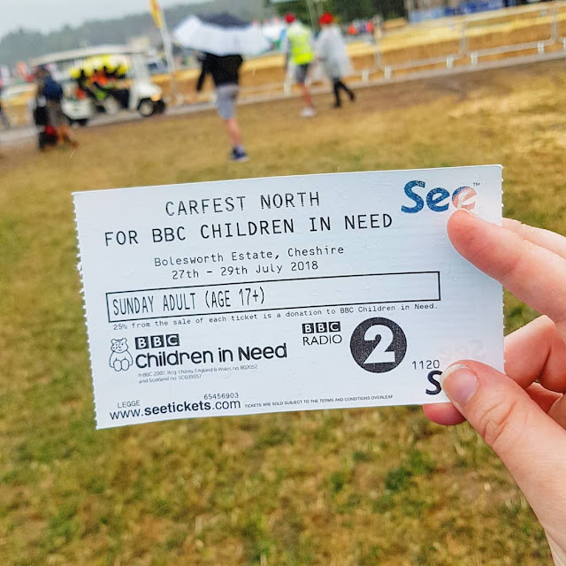 carfest north 2018
