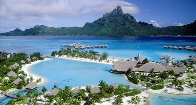 5 Pulau Paling Menakjubkan Buatan Manusia