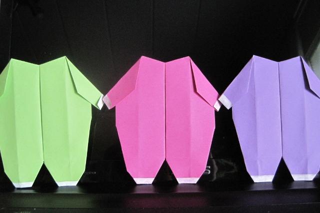 vauvanvaate origami
