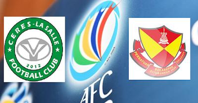 Keputusan Selangor Vs Ceres La Salle 23-2-2016