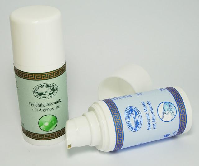 Bärbel Drexel - Klärende Maske mit Mineralerde Feuchtigkeitsmaske mit Algenextrakt