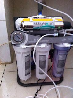 Menjual-memasang Reserve Osmosis Water (RO Water) murah Cikarang Bekasi.