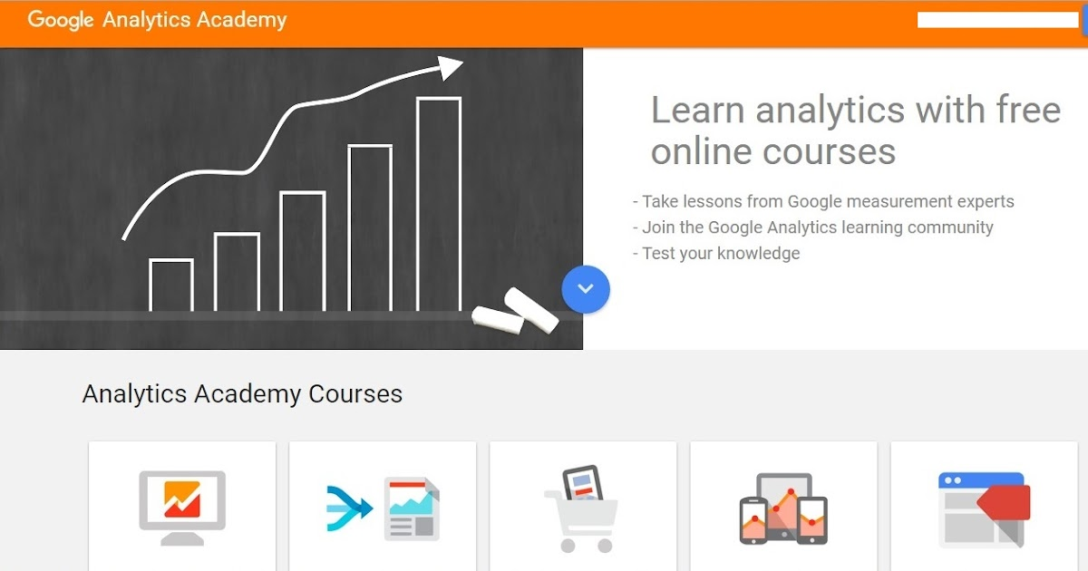 Bootstrap Business Google Analytics Academy Certification Course