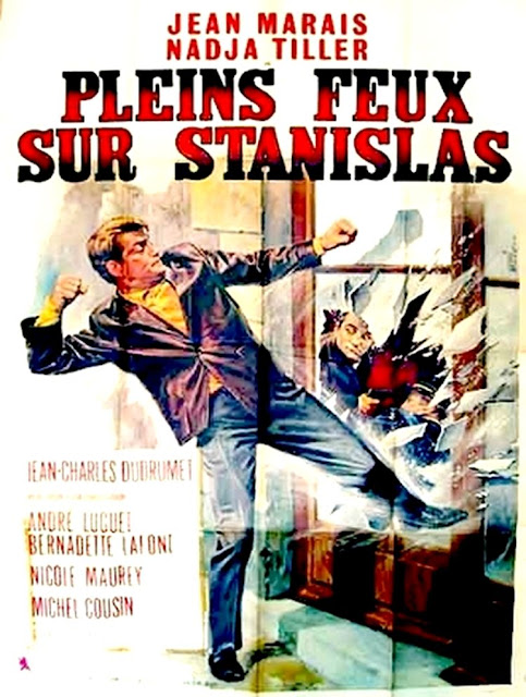 Pleins feux sur Stanislas (1965) ταινιες online seires oipeirates greek subs