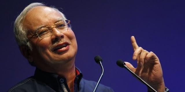 Ayah terlibat kasus hukum, putra Najib asyik kencan dengan aktris Taiwan