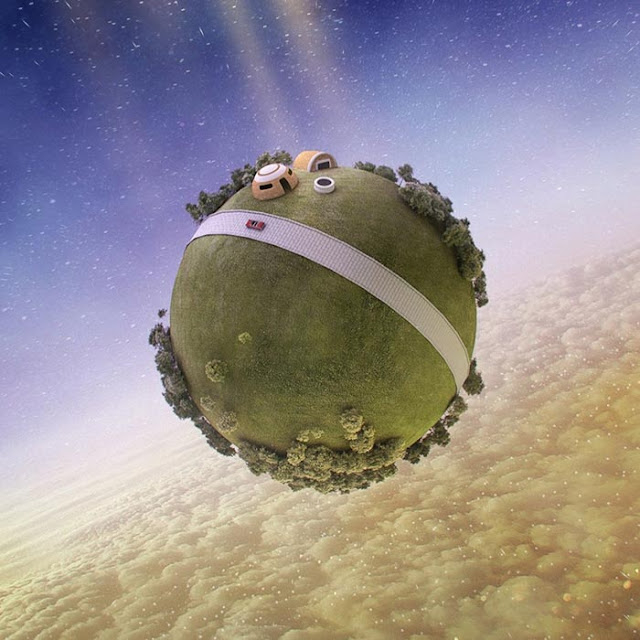 King Kais Planet Wallpaper Engine