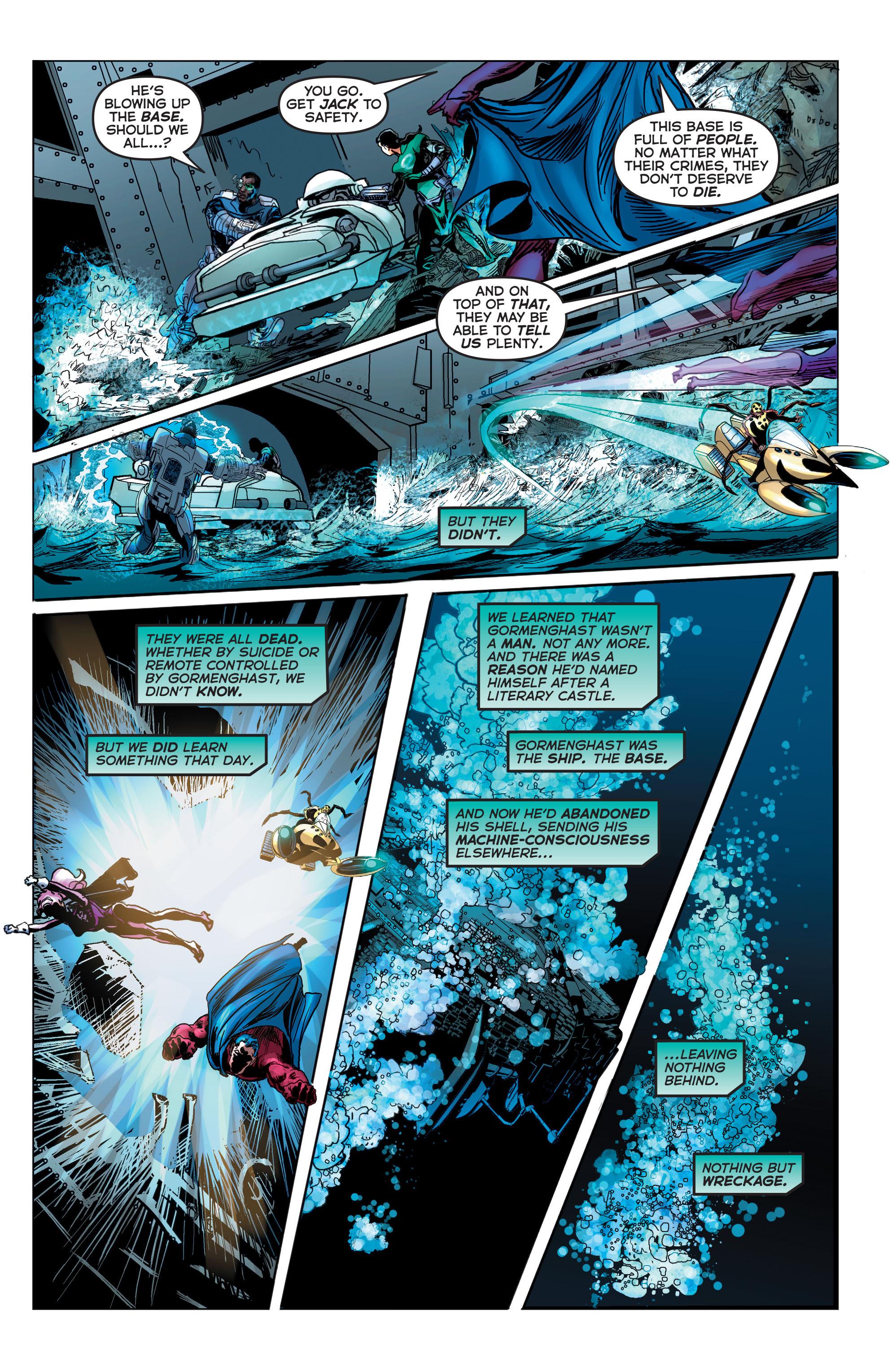 Read online Astro City comic -  Issue #21 - 8