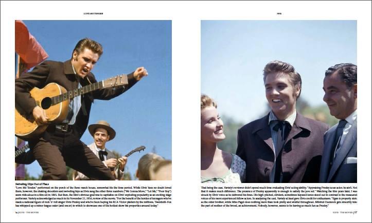 """Résultat de recherche d'images pour """"book 'ELVIS - THE MOVIES'"""""""
