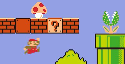 VideoJuego Mario Bros 1985