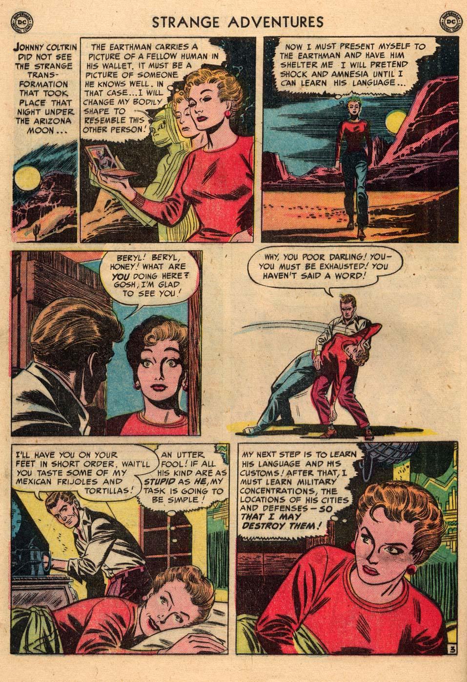 Strange Adventures (1950) issue 3 - Page 40