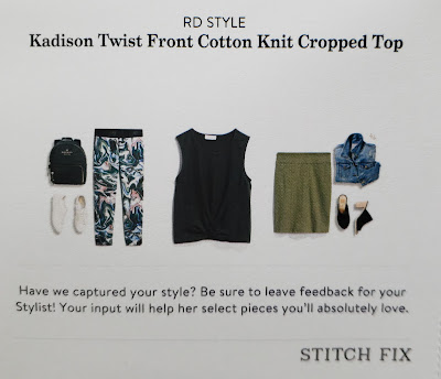 Review: Stitch Fix #19 Unboxing & Try On