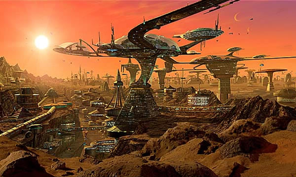 Secret Cities On Planet Mars Censored By NASA