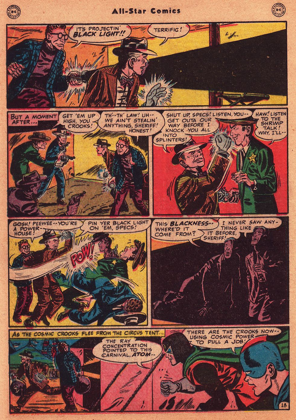 Read online All-Star Comics comic -  Issue #45 - 22