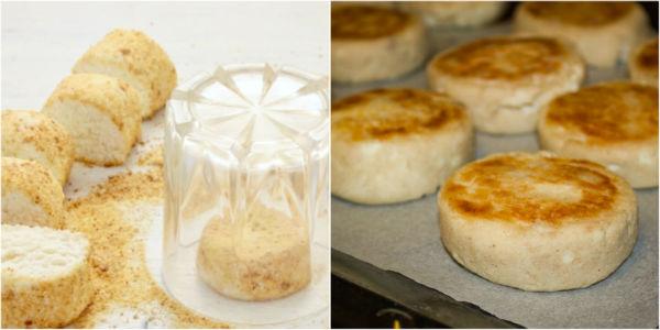 Как сделать сырники правильной формы: