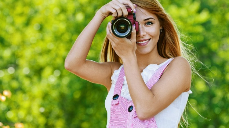 Portrait Photography with Simple Gear - Udemy course