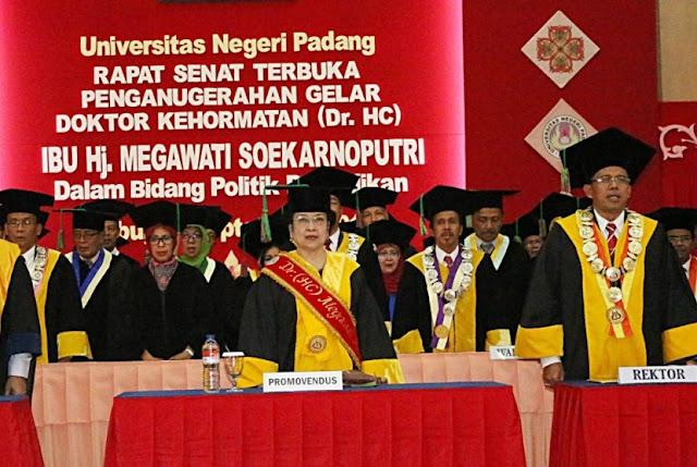 Ini Pidato Megawati Saat Sebut Pribumi