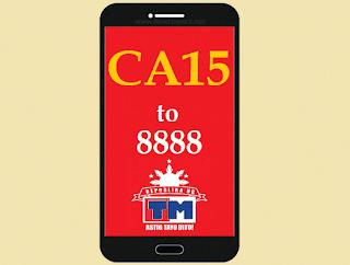 TM CA15