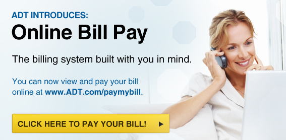 Product Fail Adt Security Service Online Bill Pay Fail