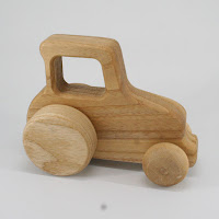 TR02, Tractor II, Lotes Wooden Toys