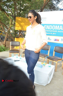 Actress Rakul Preet Singh at Endometriosis Awareness Walk at Apollo Cradle  0092.jpg