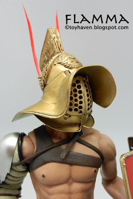 ACI Toys - 1/6 Warriors Series: Gladiator of Rome - FLAMMA