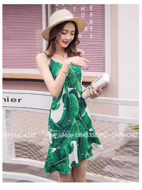 Shop ban vay maxi di bien tai Phuong Liet
