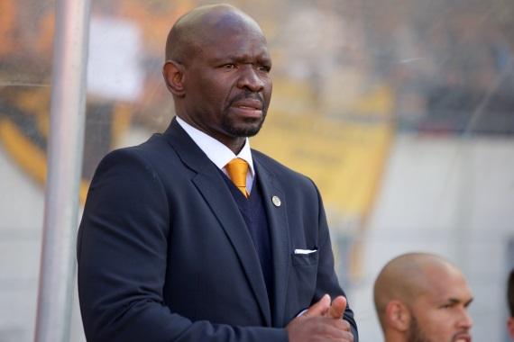 Kaizer Chiefs coach Steve Khomphela