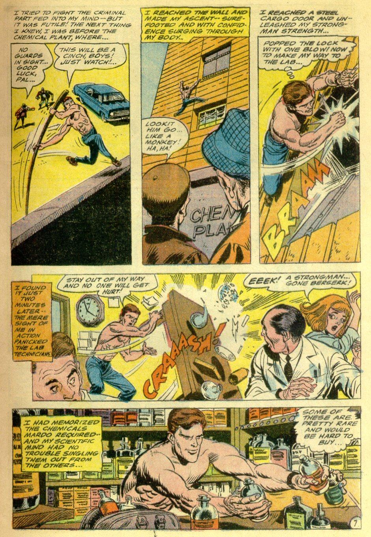Strange Adventures (1950) issue 193 - Page 9
