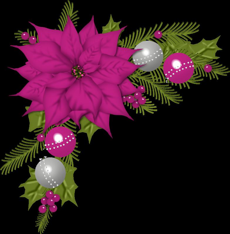 Gifs y fondos pazenlatormenta navidad flores - Imagenes flores de navidad ...