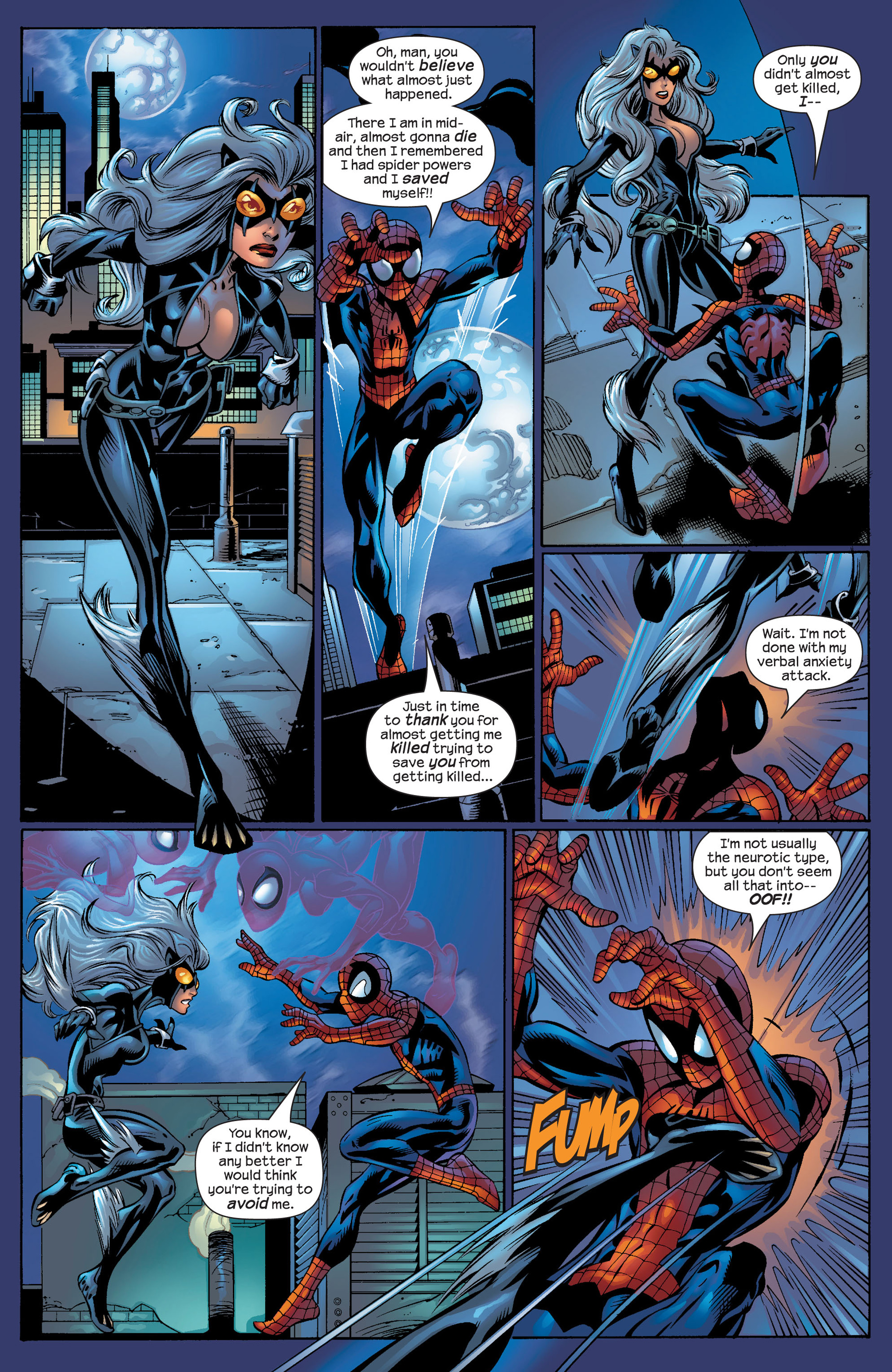 Read online Ultimate Spider-Man (2000) comic -  Issue #50 - 19