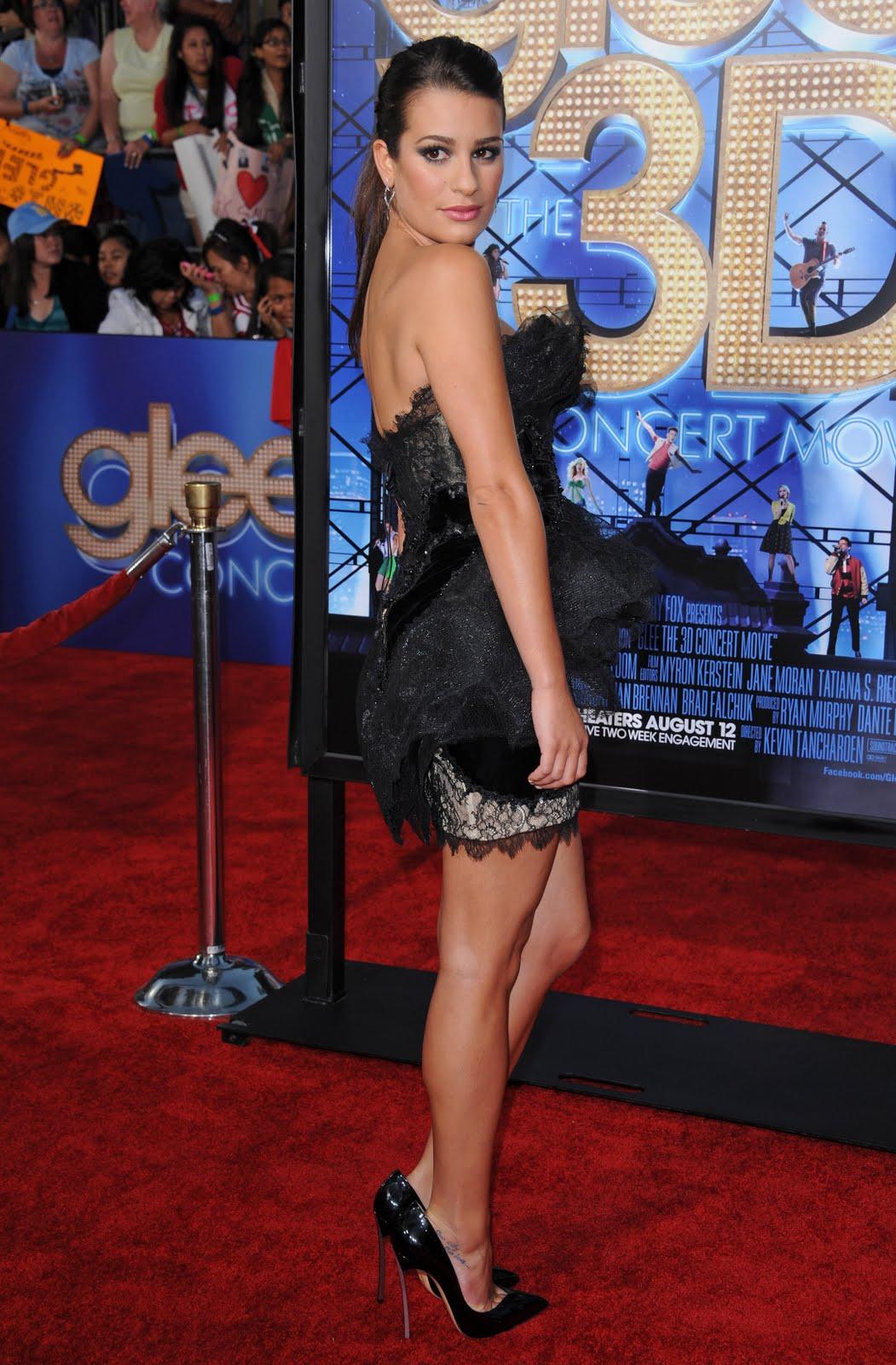 Lea Michele: Glee Beatles Performances - Watch Every